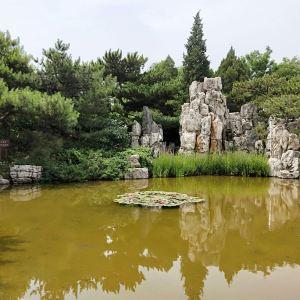 双秀公园旅游景点攻略图