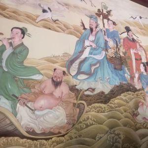 田横山文化公园旅游景点攻略图