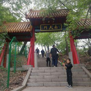 龙潭山旅游景点攻略图