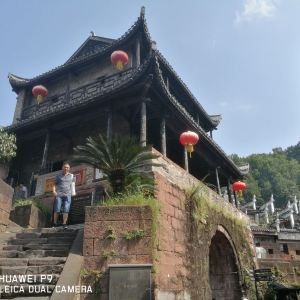 湘西东门城楼旅游景点攻略图