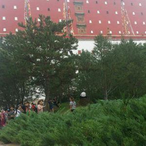 须弥福寿之庙旅游景点攻略图