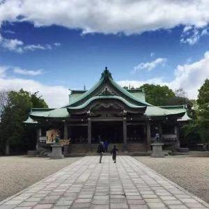 丰国神社旅游景点攻略图