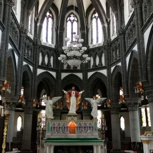 南关天主教堂旅游景点攻略图