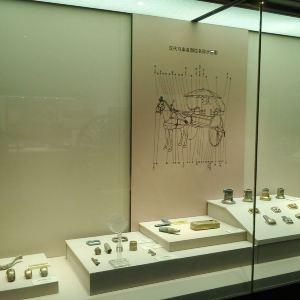 江西省博物馆旅游景点攻略图