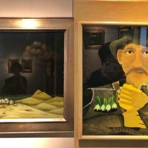 稚拙艺术博物馆旅游景点攻略图