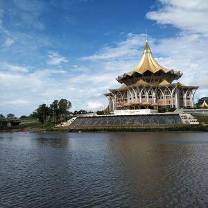 沙捞越州立法议会大厦旅游景点攻略图