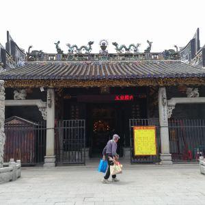 仁威庙旅游景点攻略图