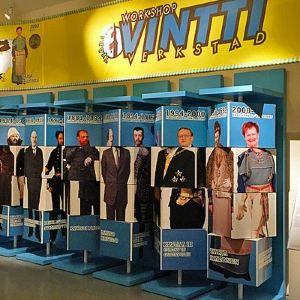 芬兰国家博物馆旅游景点攻略图