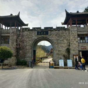 木兰清凉寨赏樱旅游景点攻略图