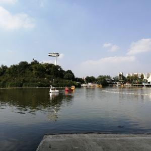 成都欢乐谷旅游景点攻略图