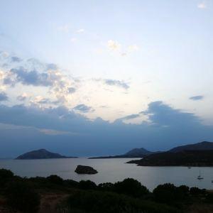 波塞冬海神庙旅游景点攻略图
