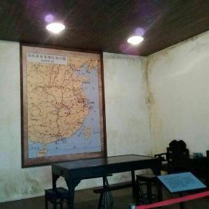 新四军军部旧址旅游景点攻略图