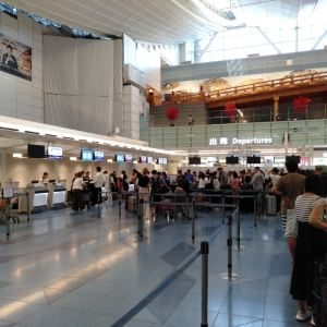 羽田机场旅游景点攻略图
