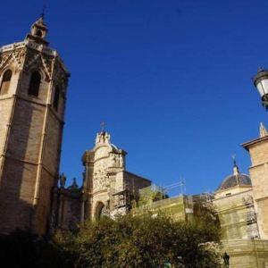 瓦伦西亚大教堂旅游景点攻略图