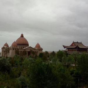 骊靬古城旅游景点攻略图