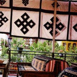 拉木民间藏餐屋旅游景点攻略图