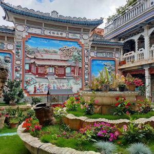 张家花园旅游景点攻略图