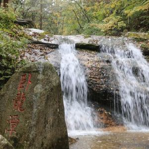 庆岭风景区旅游景点攻略图