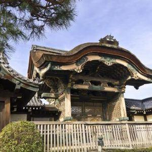 东本愿寺旅游景点攻略图