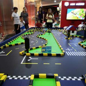 北京汽车博物馆旅游景点攻略图