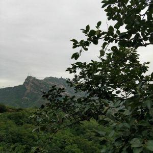 黄金寨原生态旅游区旅游景点攻略图