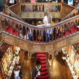 莱罗书店旅游景点攻略图
