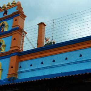 甘榜吉宁清真寺旅游景点攻略图