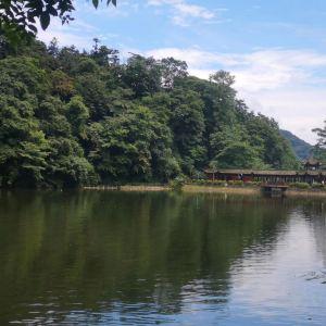 月城湖旅游景点攻略图