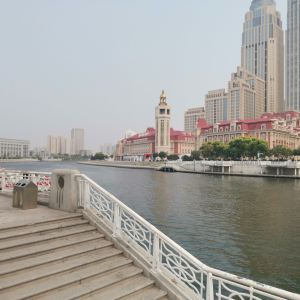 海河旅游景点攻略图