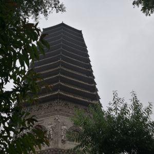 玲珑塔旅游景点攻略图