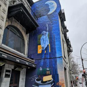 Rue Ste.-Catherine旅游景点攻略图