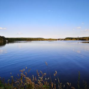 净月潭湿地公园旅游景点攻略图