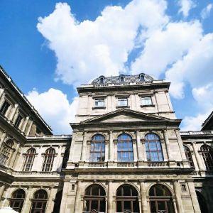 维也纳大学旅游景点攻略图