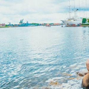 小美人鱼像旅游景点攻略图