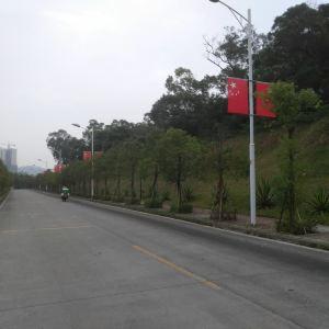 金鸡岭森林公园旅游景点攻略图