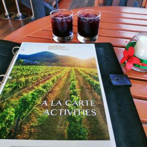 葡萄酒庄园旅游景点攻略图