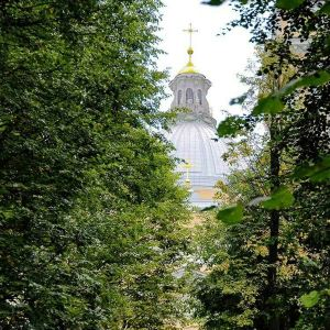 涅夫斯基修道院旅游景点攻略图
