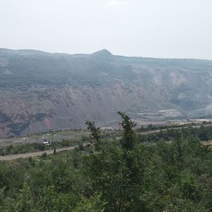 海州露天矿国家矿山公园旅游景点攻略图