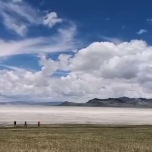 扎布耶茶卡旅游景点攻略图