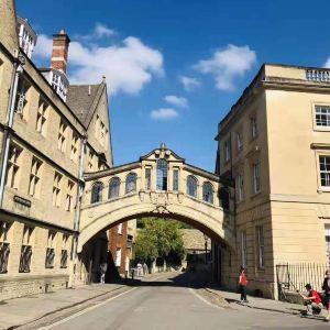 牛津大学旅游景点攻略图