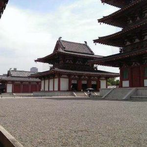 四天王寺旅游景点攻略图