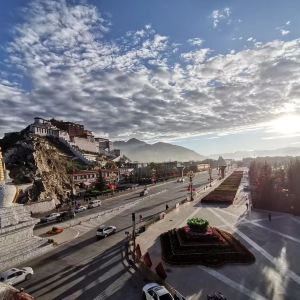 布达拉宫广场旅游景点攻略图