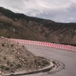 怒江七十二道拐旅游景点攻略图