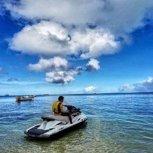 劳劳海滩旅游景点攻略图