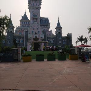 天津方特欢乐世界旅游景点攻略图