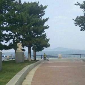 海上公园骑行旅游景点攻略图