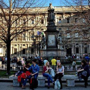 斯卡拉广场旅游景点攻略图