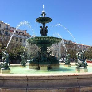 罗西欧广场旅游景点攻略图