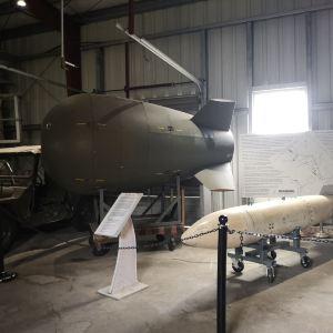 加拿大冷战博物馆旅游景点攻略图