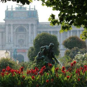 维也纳城市公园旅游景点攻略图